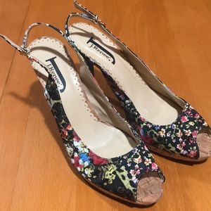 J. Renee slingback adorable heels